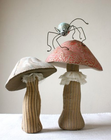 fortuny toadstools