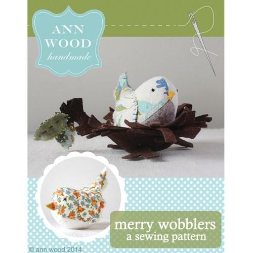 merry wobblers sewing pattern