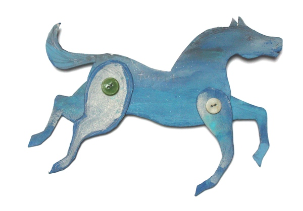 ann wood horse