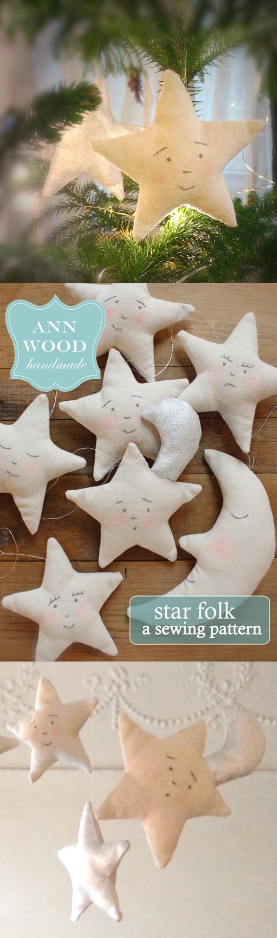 starfolk sewing pattern