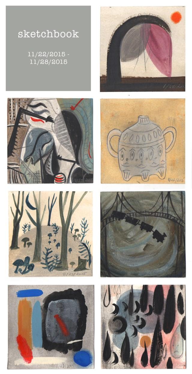 sketchbook : week 37
