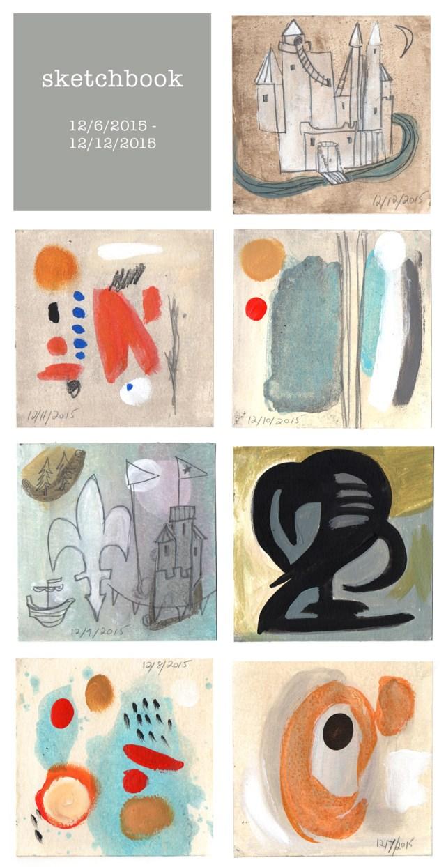 sketchbook : week 39