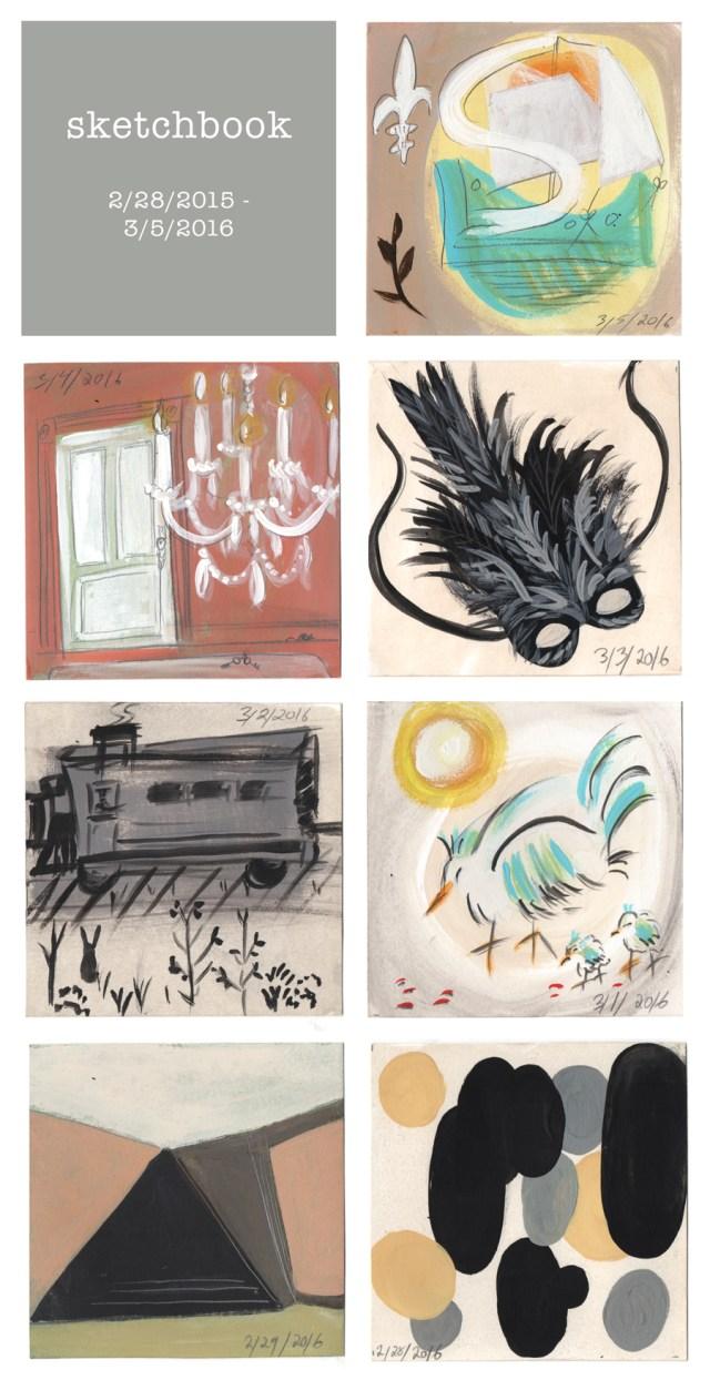 sketchbook : week 51