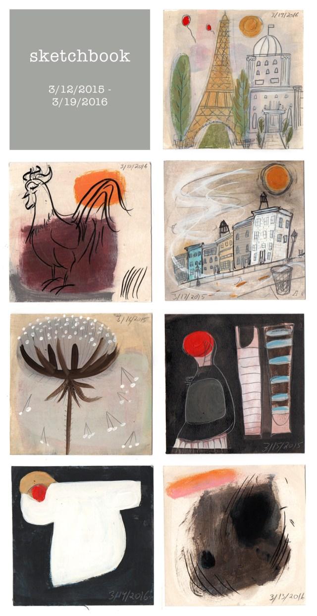 sketchbook : week 53