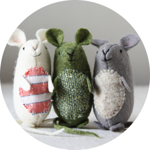 very nice mice free sewing pattern