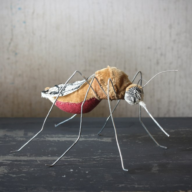 russet edwardian mosquito