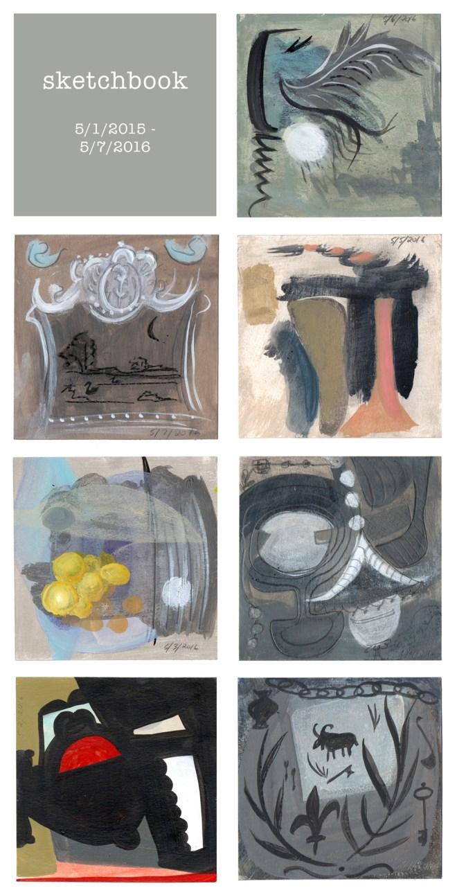 sketchbook : week 60