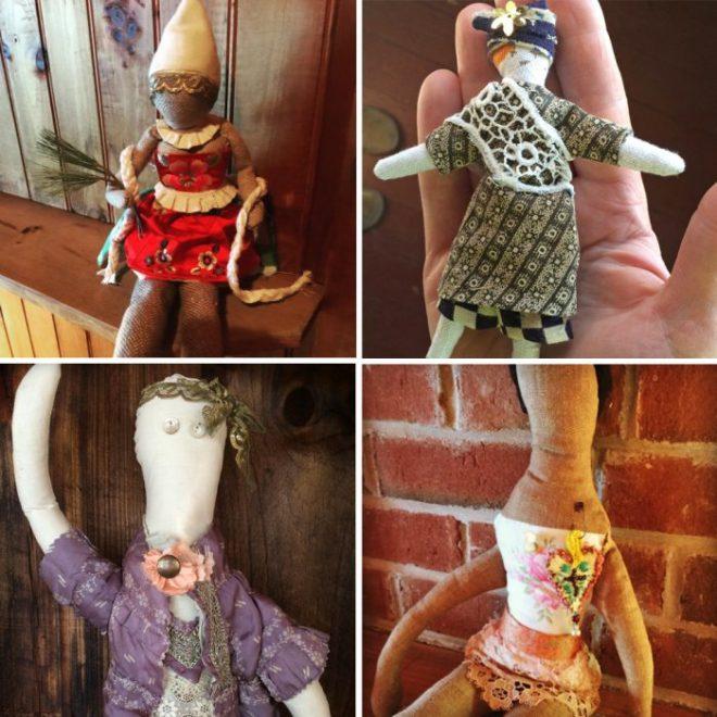 squam dolls