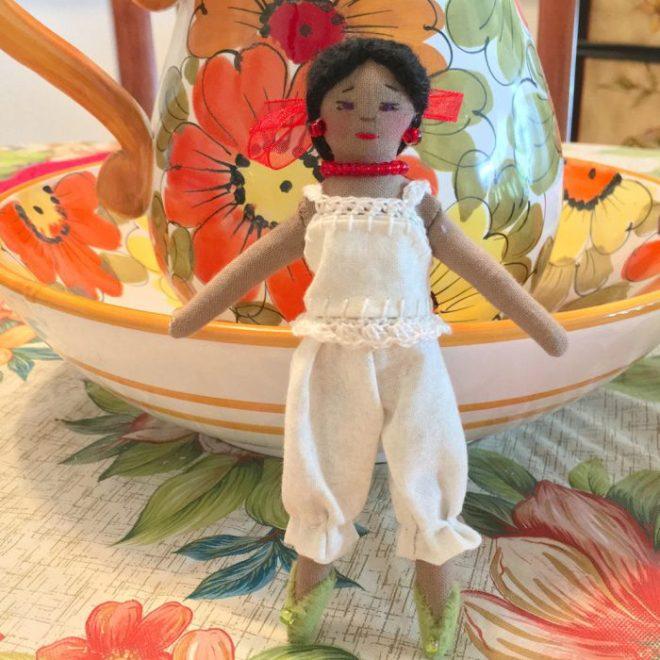 tiny dolls by Joyce