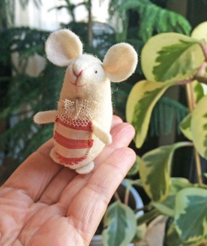 little sailor mouse