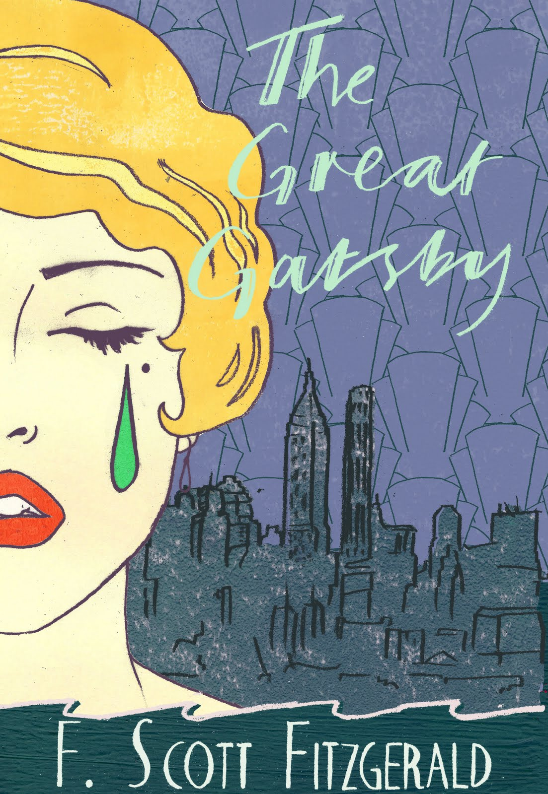 Friday Feature The Great Gatsby Book Covers