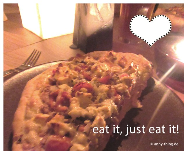 just eat it!