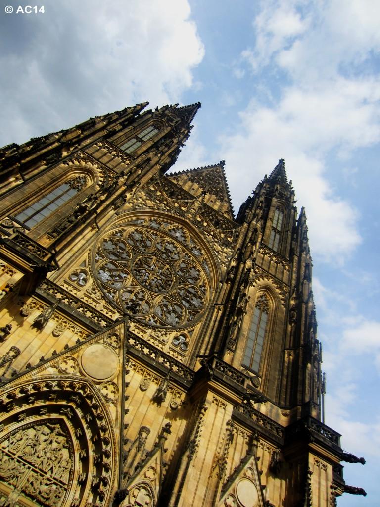 St. Vitus Kathedrale Prag