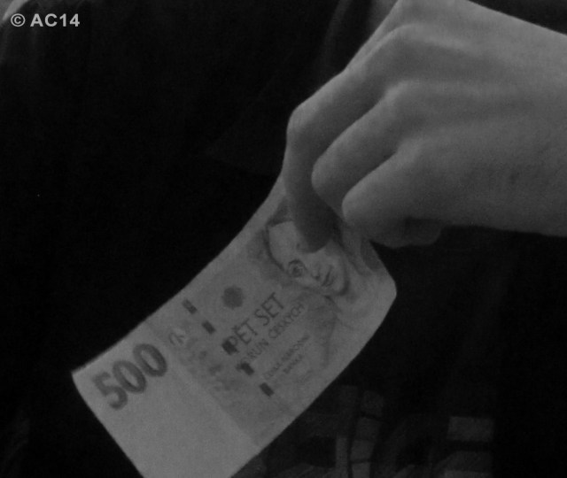 Money CZK