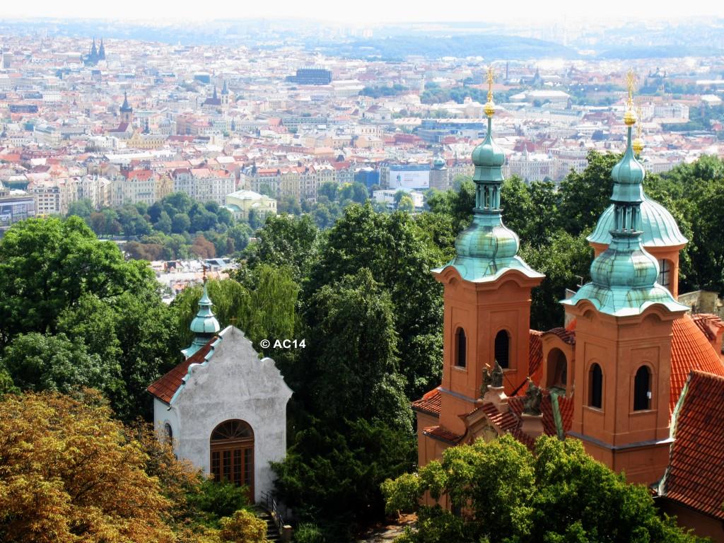 Ausblick auf Prag 3