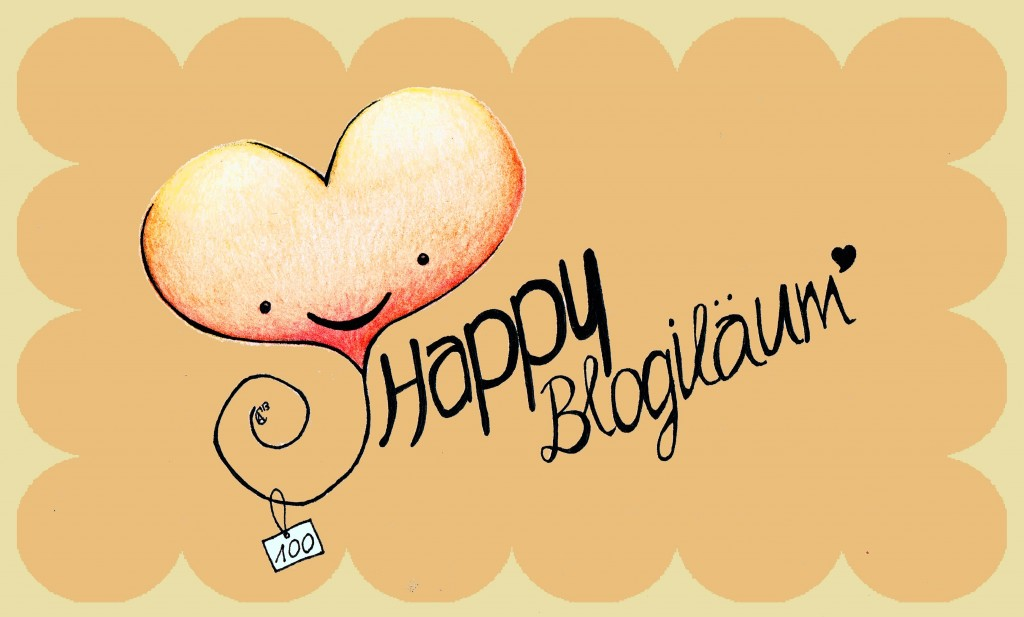 Happy Blogiläum