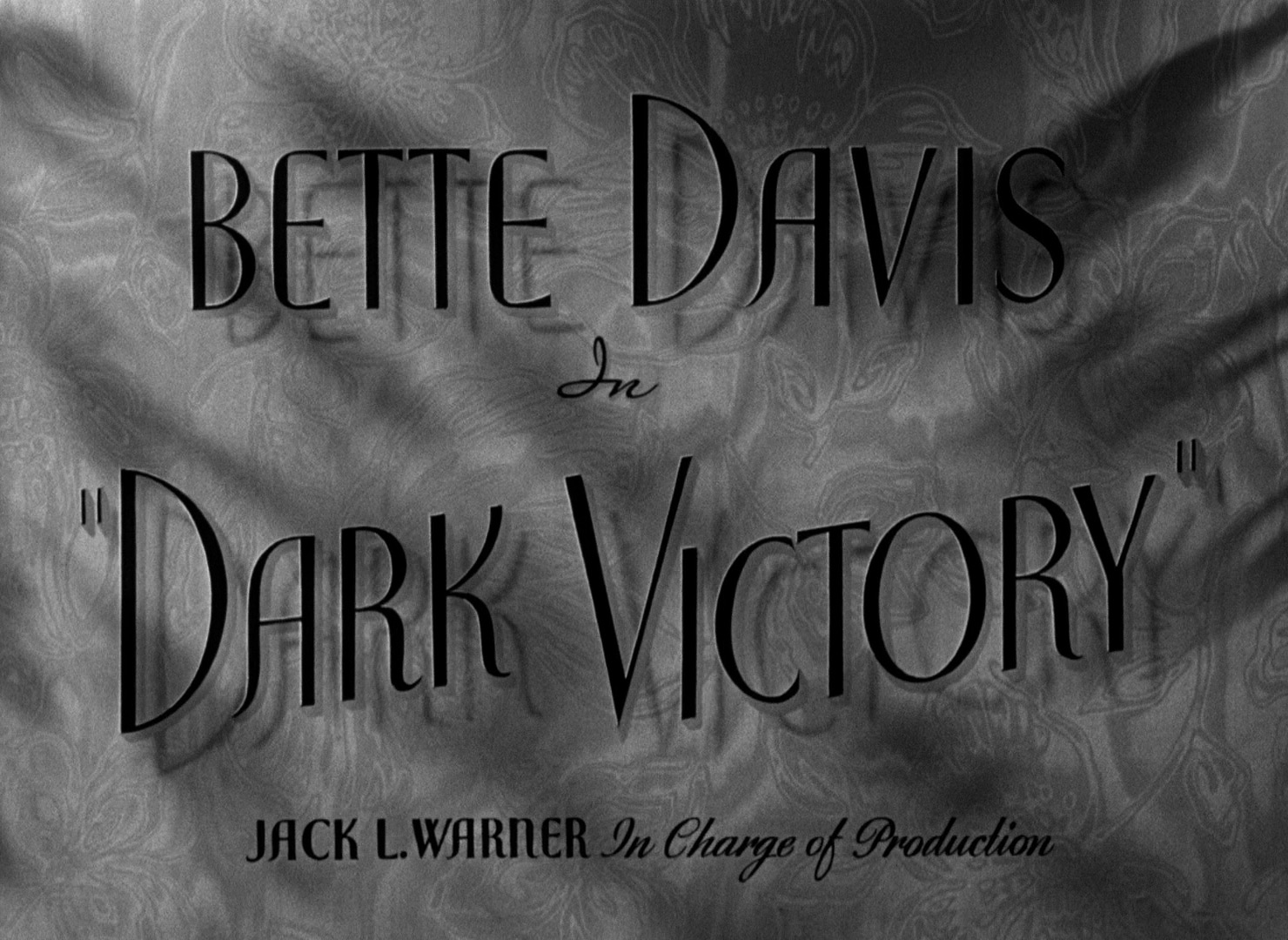 Image result for dark victory 1939