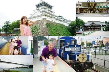 【北九州自由行】小倉門司港一日遊 ♥ 小倉景點、門司港、閉門海峽隧道