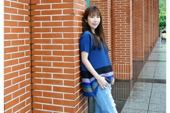 [穿搭] 精緻剪裁的壓摺布料 穿起來好舒服 ♥ M@F摺衣 完美修飾我的身材曲線