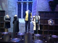 Had to snap a pick of my fellow Hufflepuff's costumes!