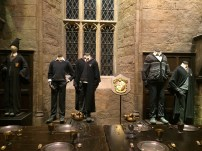 The Gryffindor costumes, including Neville's battle sweater.