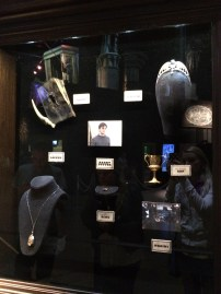 The 7 horcruxes. Can you identify them all?