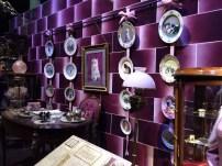 Umbridge's office decor.