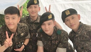 Oppa's Military Enlistment - Annyeong Oppa