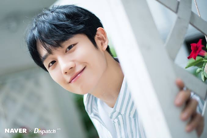 Jung Hae In Snowdrop