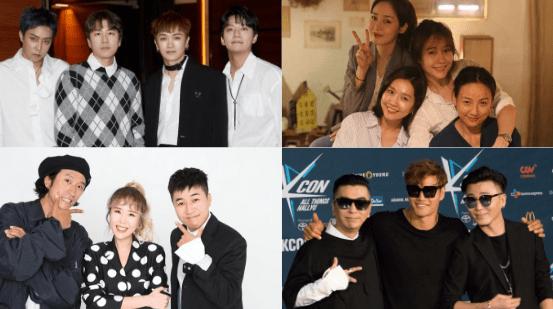 First gen k-pop groups