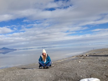 Annys Adventures, Bonneville Salt Flats
