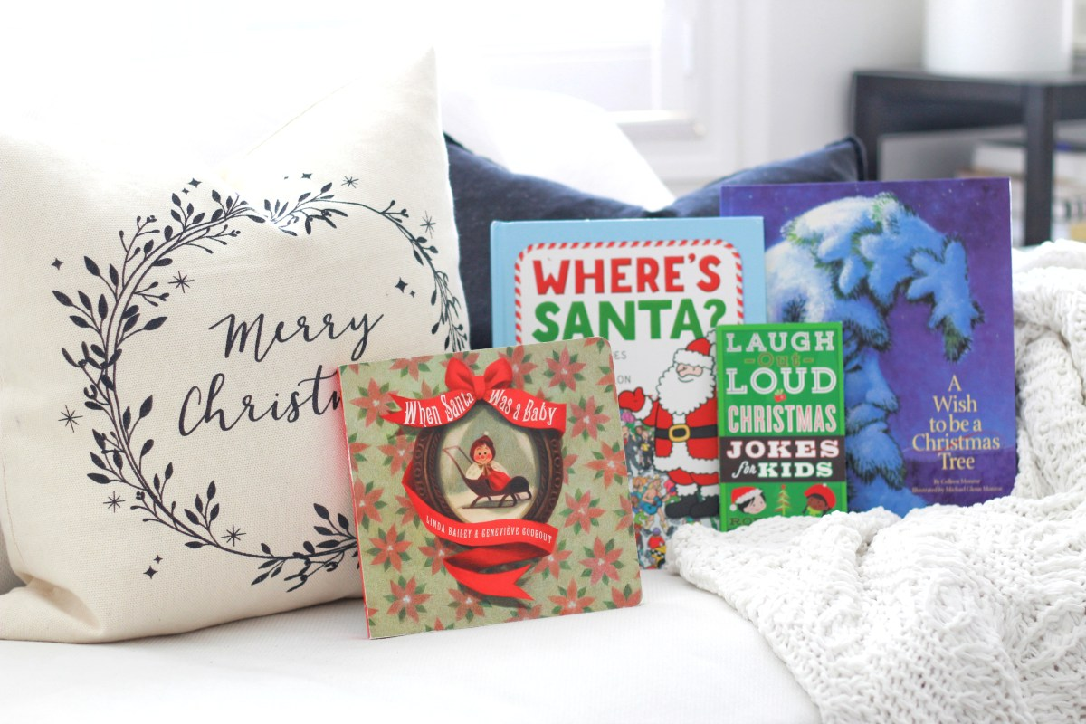 Children's holiday books to read this Christmas