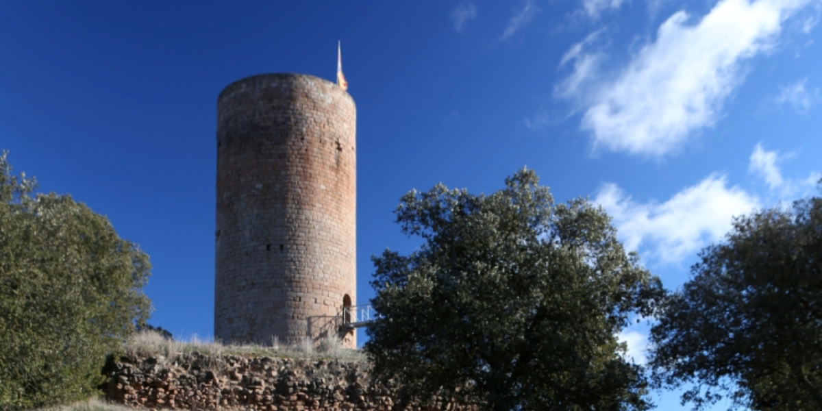 Manresana Castle or Tower