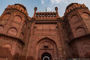 Lahore Gate, Red Fort, Old Delhi, New Delhi, India