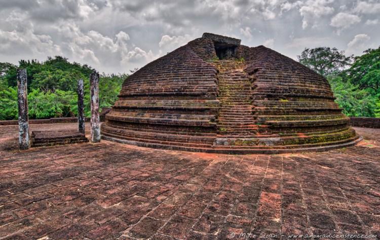 Polonnaruwa - totally photogenic!