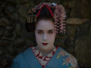 Geisha Transformation, Maiko, Gion, AYA Studio, Kyoto, Japan