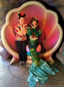 Starstruck meeting Ariel!