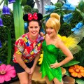 Tinkerbell is definitely one of the best Disney characters! So sassy!