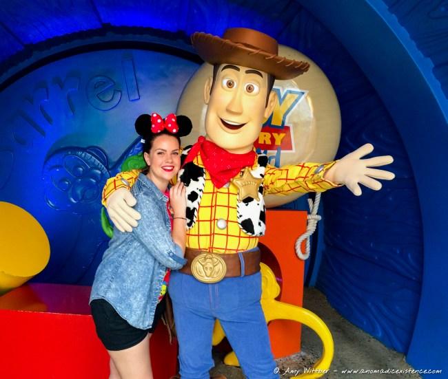 Howdy Woody!
