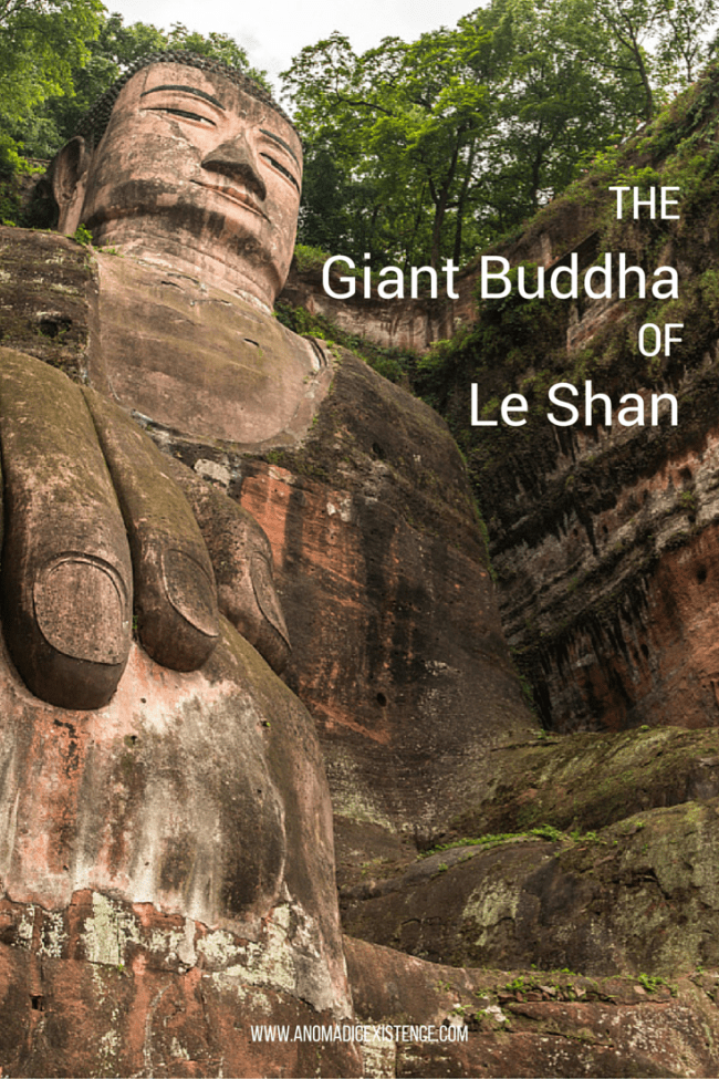 The Giant Buddha of Le Shan