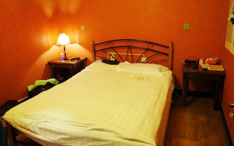 Where we stayed in Chengdu. Image via Hostelworld.