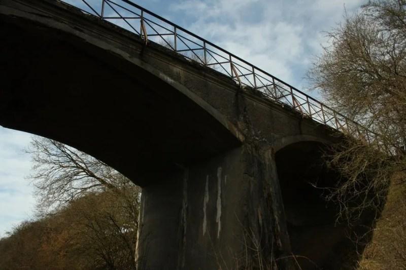 Spooky bridge II par sahk99
