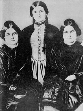 Sœurs renard