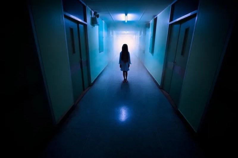 Fantôme à l'école