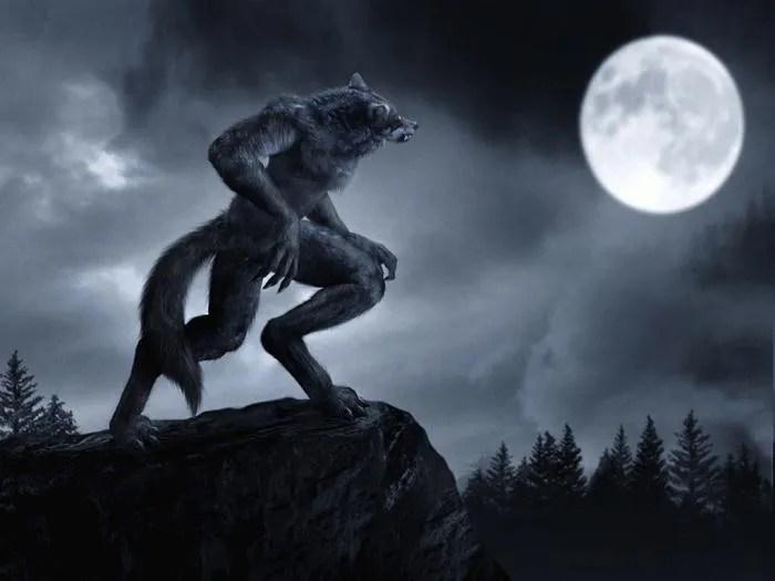 Lycantrophie de loup-garou
