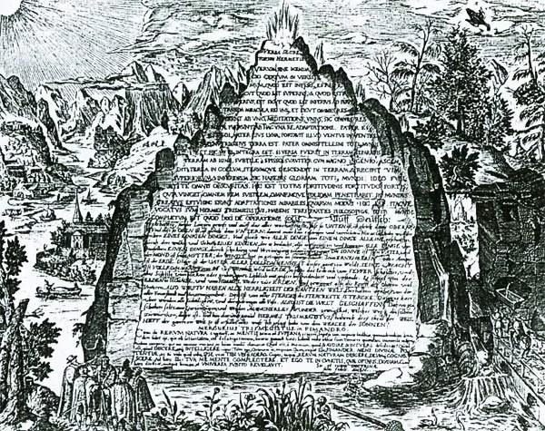 La tablette d'émeraude