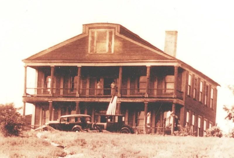 Crenshaw Old Slave House