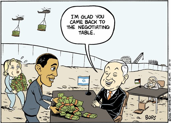 military financing to Israel