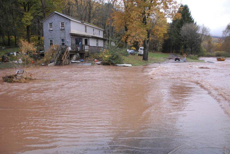 The recent Sunoco gasoline spill near Harrisburg, Pennsylvania Credit – am1280thepatriot.com