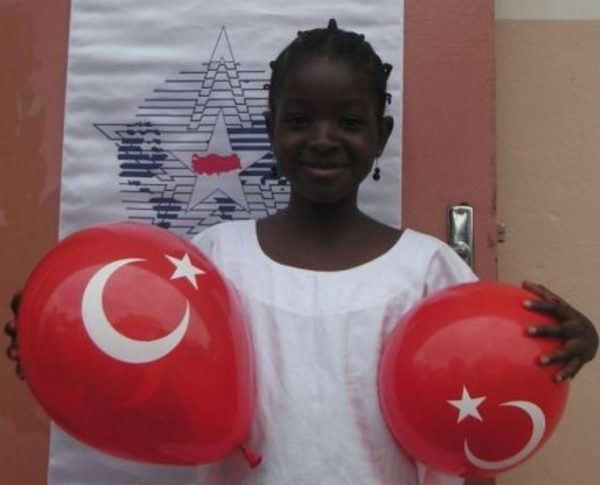 Turkish aid in Africa